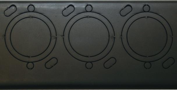 GRW-PNLUNIKO Universal 16 Knockout Panel
