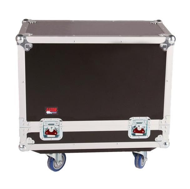 G-TOUR SPKR-2K10 Case for 2 QSC K10 Speakers - Black
