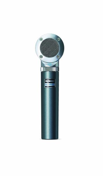 Shure BETA 181/O Omnidirectional Compact Side-Address Instrument Microphone