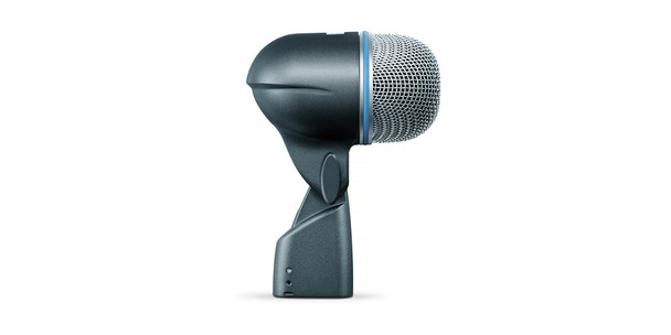 Shure BETA 52A - Supercardioid Dynamic Microphone for Bass Instruments