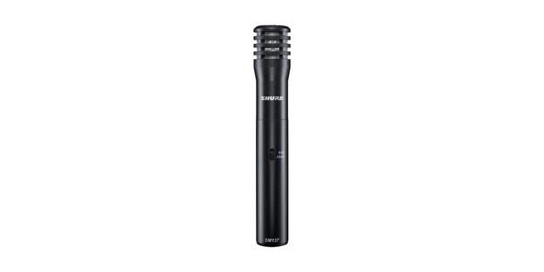 Shure SM137-LC Cardioid Condenser Microphone