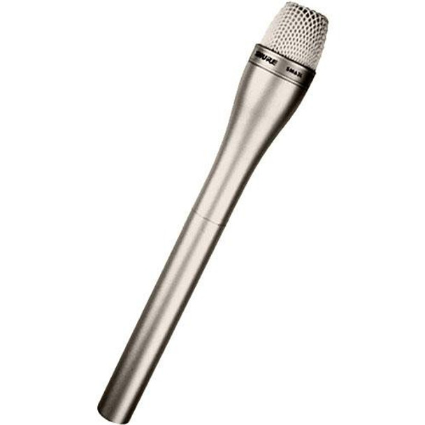 Shure SM63L Omnidirectional Dynamic Microphone - Champagne