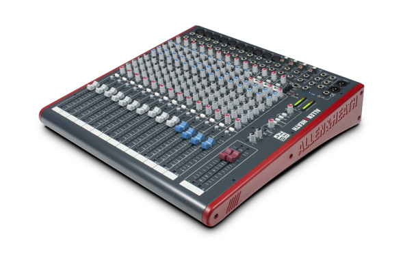 AH-ZED18 18-Channel Recording and Live Sound Mixer with USB Connection