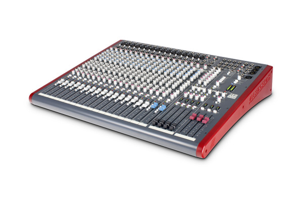 AH-ZED420 16 Mono and Four Stereo Channels Mixer with USB
