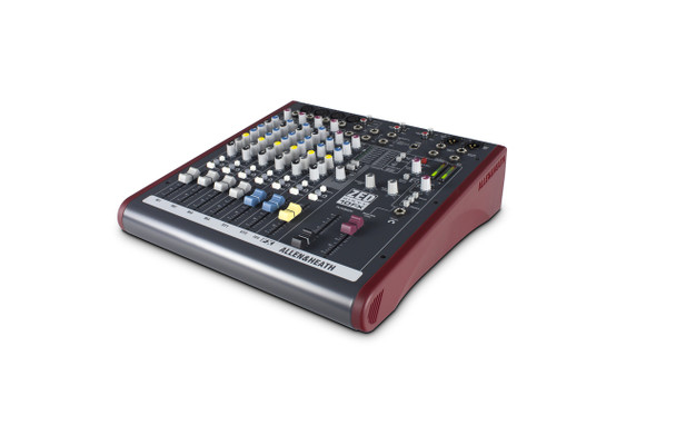 AH-ZED60-10FX 6 Channel Mixer with Digital Effects and USB Connectivity