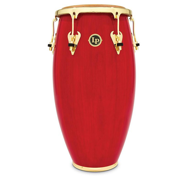 Latin Percussion Matador Tumbadora, Red Wood