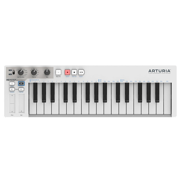 Arturia KeyStep Controller + Sequencer