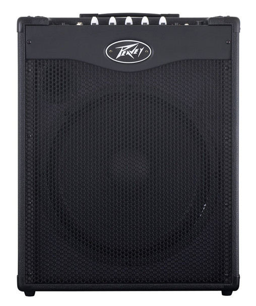 peavey max 115 bass combo amplifier