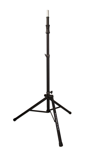 TS-100B Lift-assist Aluminum Tripod Speaker Stand with Integrated Speaker Adapter