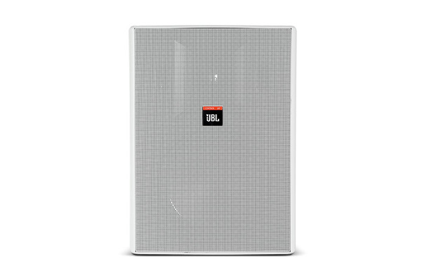 Control 28-1 High Output Indoor Outdoor Background Foreground Loudspeaker - White