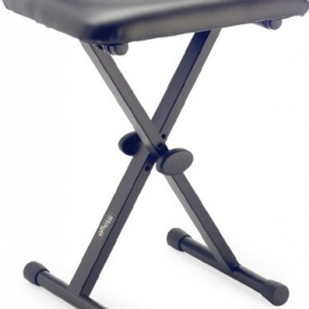 KEB-A10 Keyboard Bench with X Style Folding Legs