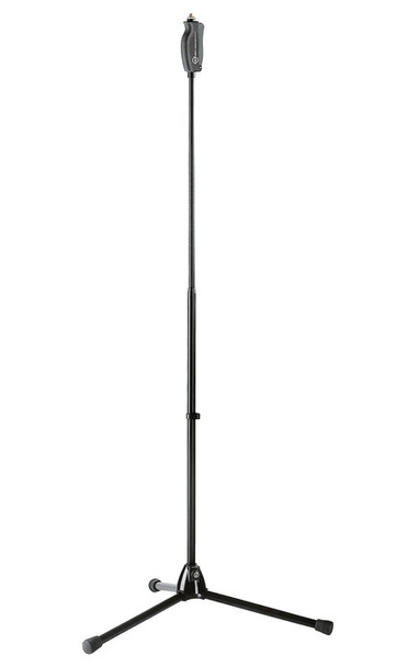 Konig and Meyer 25680 One Hand Microphone Stand - Black
