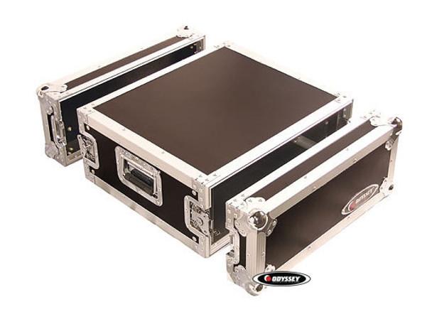 Odyssey FZAR4 Amp Rack Case