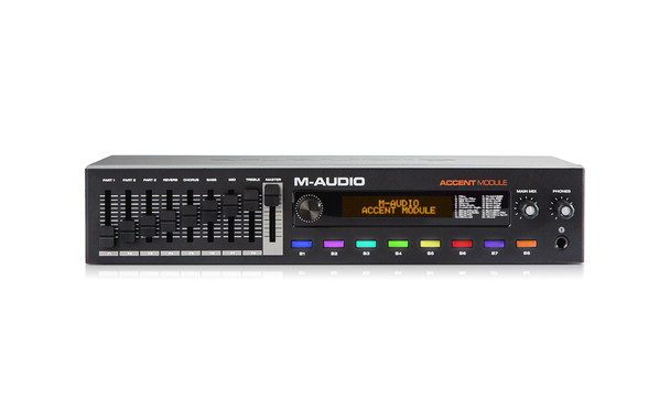M-Audio Accent Module Stage Piano Module with USB + Midi Hosting