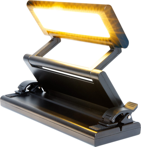 Roland Folding LED Clip Light