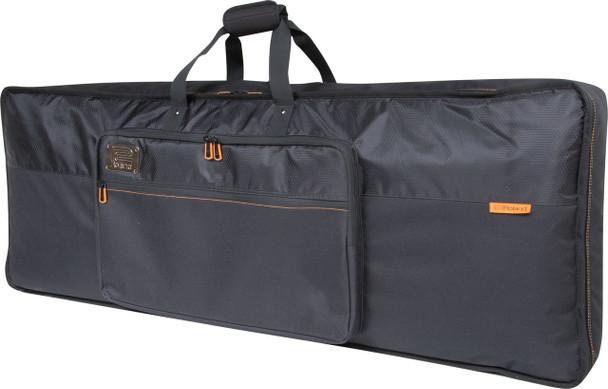 Roland 76-key small black series keyboard bag w/ wheels