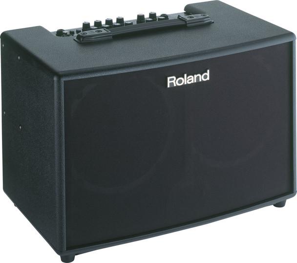 Roland Stereo Acoustic Chorus Amp, 90w, (45w+45w) 2x8 in.