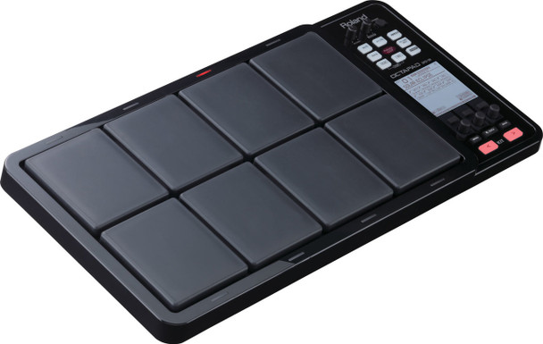 Roland Octapad Digital Percussion Pad - black