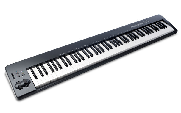Alesis Q88 88-key USB Controller with pitch/mod wheels.Includes Ableton Live Lite.