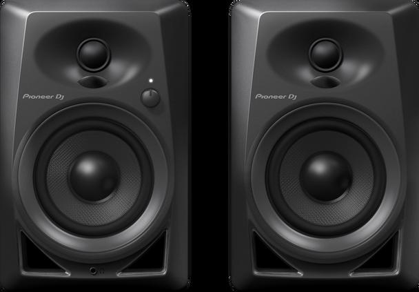 """Pioneer DM-40 4"""" Desktop Monitor Speakers (Pair)"""