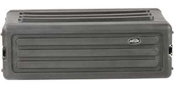SKB 1SKB-R3S 3 Rack Unit Roto Molded Shallow Case