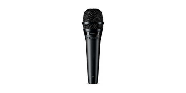 Shure Cardioid dynamic instrument microphone - less cable