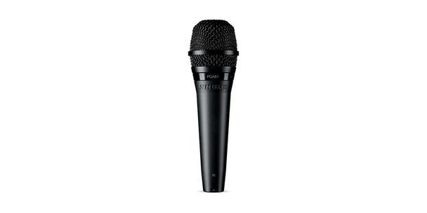Shure Cardioid dynamic instrument microphone - XLR-XLR cable