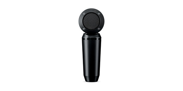 Shure Side-address cardioid condenser microphone - less cable