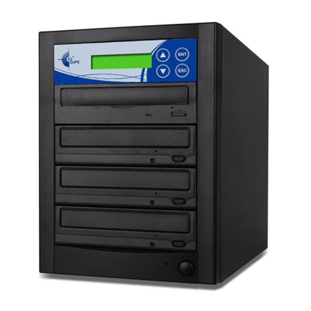 EZ Dupe 24x Gold Series 3 Copy DVD CD Duplicator (EZDVD)
