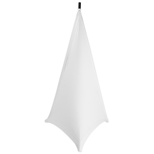 On-Stage Stands Speaker Stand Skirt (White)