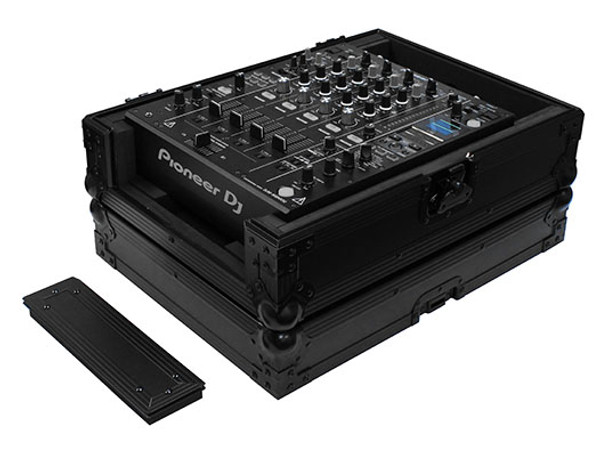 Odyssey FZ12MIXXDBL Black Label 12-Inch Mixer Case with Extra Deep Cable Space