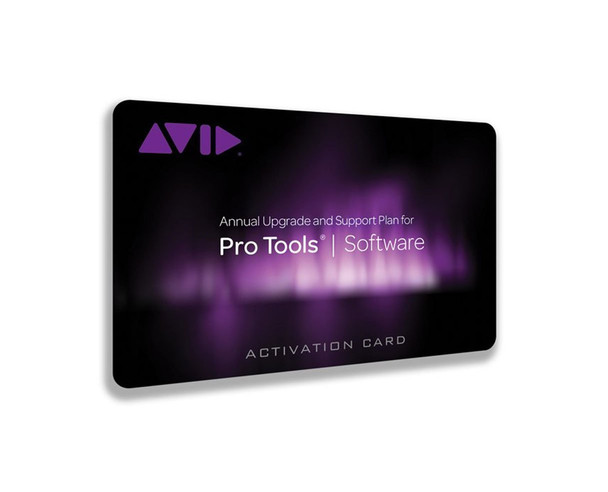 ProTools with Perpetual License and 1 Year of Updates