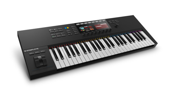 Native Instruments Komplete Kontrol S49 Smart Midi Keyboard