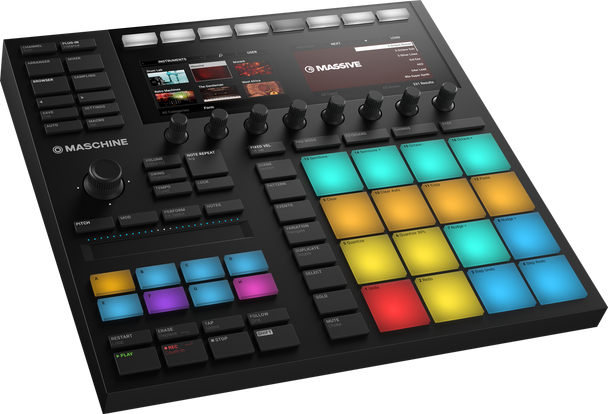 Native Instruments MASCHINE MK3 Music Production Controller