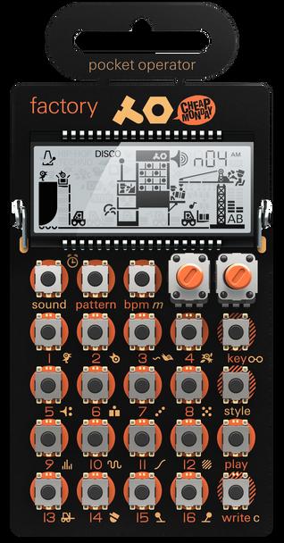 Teenage Engineering PO-16 Factory Pocket Operator