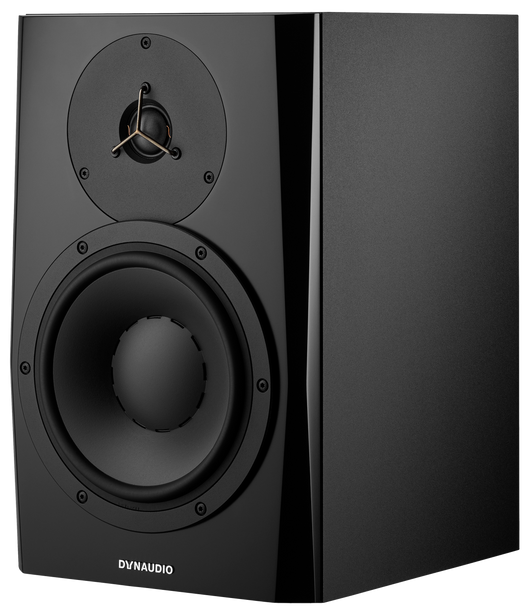 Dynaudio LYD-8 Reference Studio Monitor - 7-inch woofer with aluminum voice coil, 50W HF and 100W LF Class AB Amp