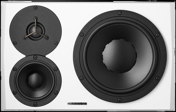Dynaudio LYD-48/L 3 Way Studio Monitor in white