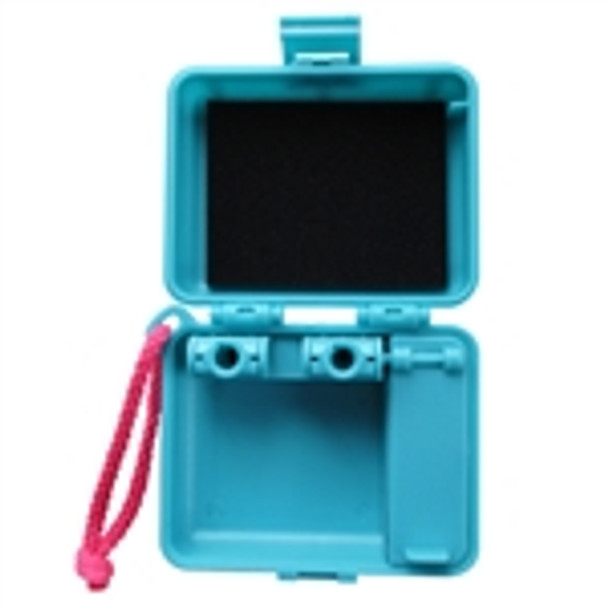 Stokyo Black Box Cartridge Case (Blue G.I.D With Magenta)