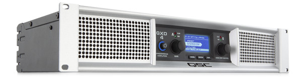 QSC Audio GXD4 1600 Watt Professional Power Amplifier
