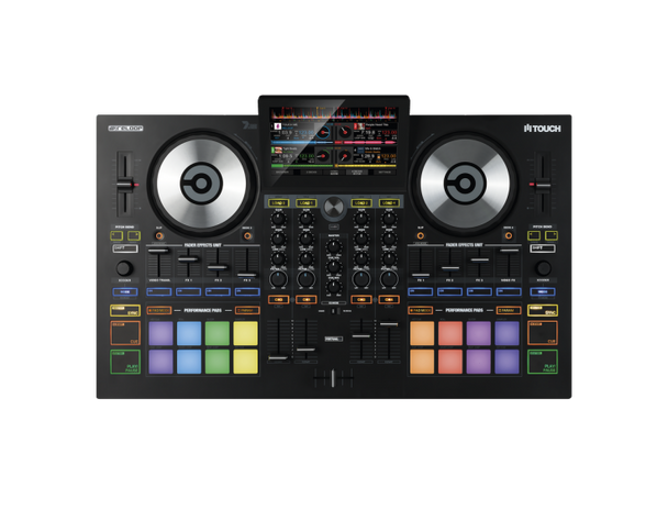 Reloop Touch 7-Inch FULL COLOUR TOUCHSCREEN PERFORMANCE CONTROLLER