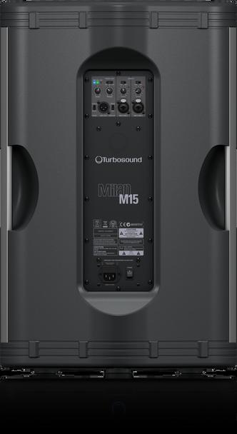 Turbosound MILAN M15 Powered Loudspeaker