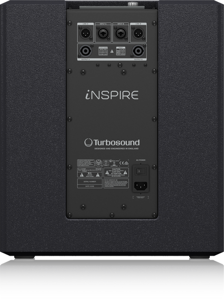 Turbosound Inspire IP12B Powered Subwoofer