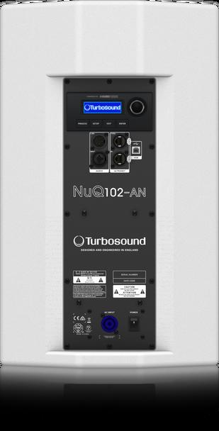 Turbosound NuQ102-AN-WH Powered Speaker