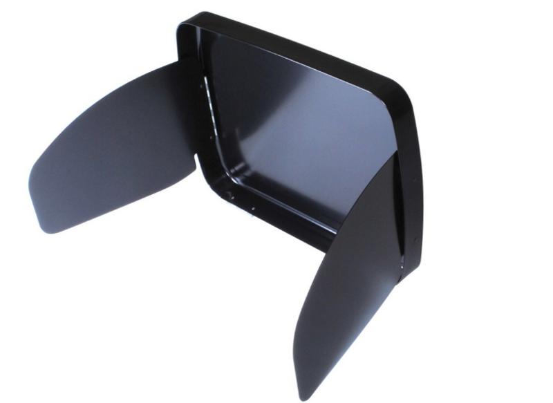 Atwood Drop-In Cooktop Cover, 3-Burner 56460 (black)