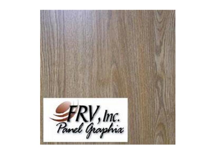 Dometic Refrigerator Door Panel Insert 2852G Wood Grain