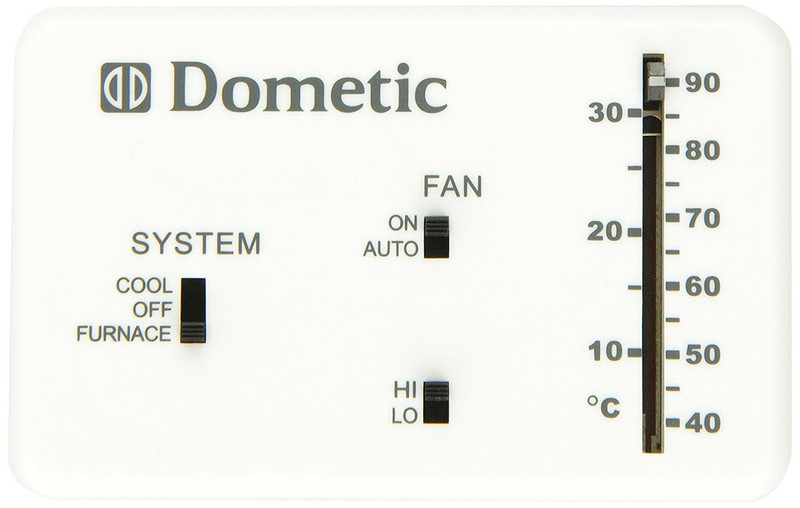 Heat/Cool Thermostat 3106995.032 (Analog)