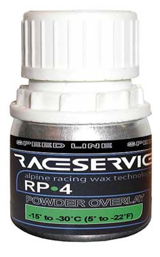 RaceService 1 RP-4 Racing Powder Overlay