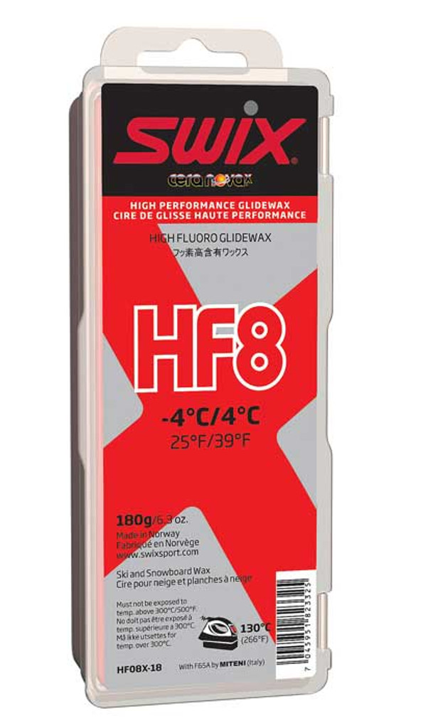 Swix HF8X Wax 180g