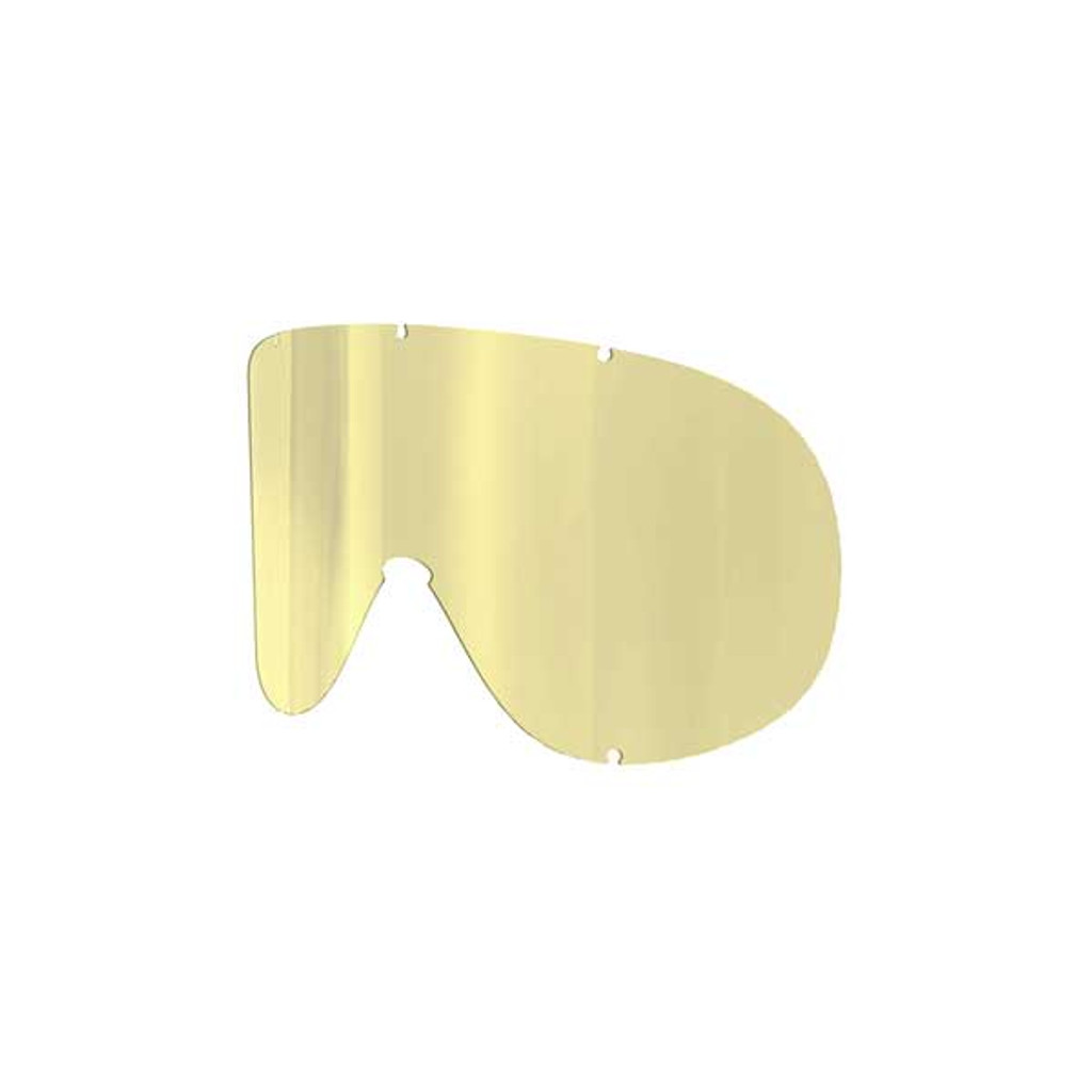 POC Retina Single Spare Lens Smokey Yellow