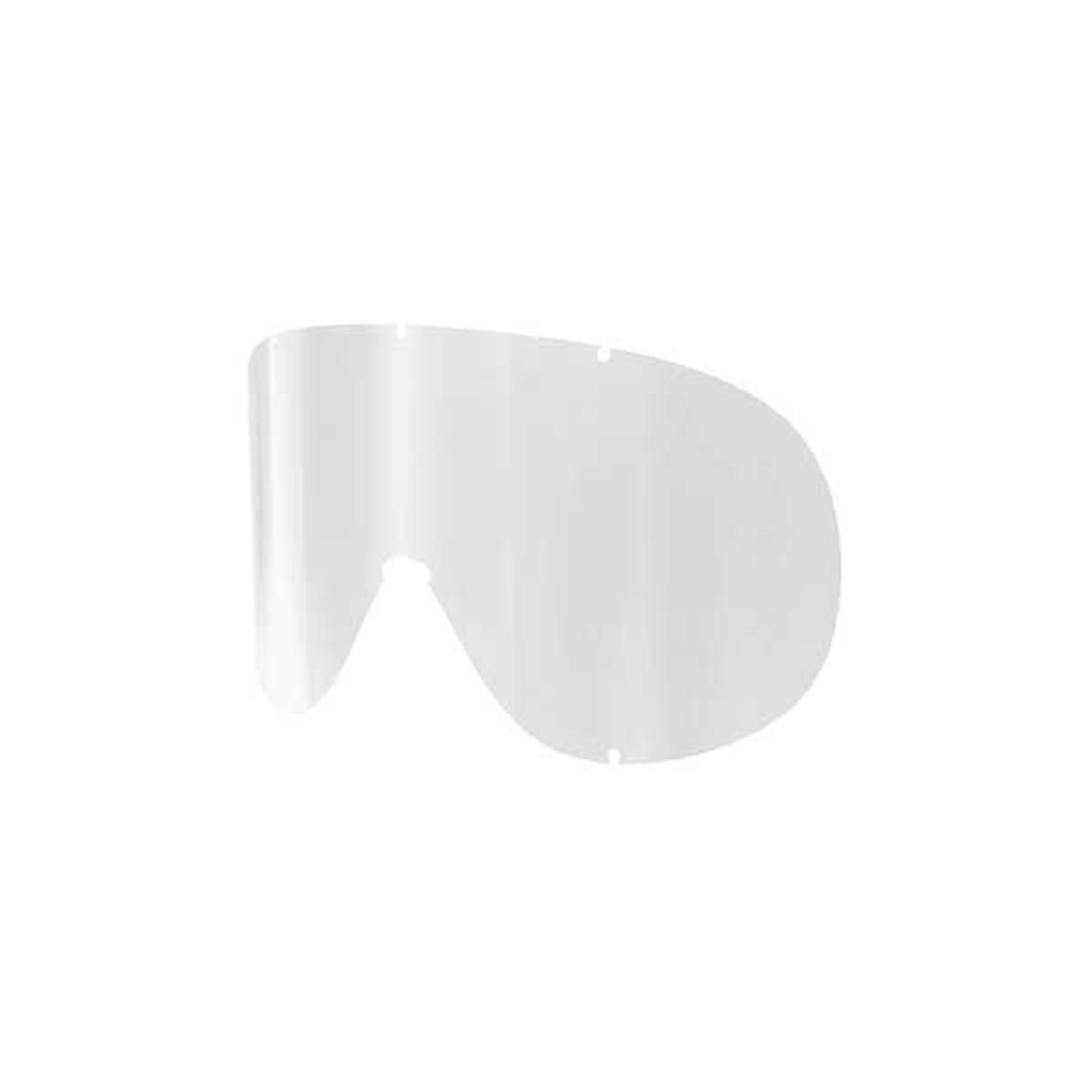 POC Retina Single Spare Lens Transparent